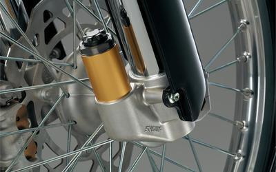 WV2 racing suspension - Suspension