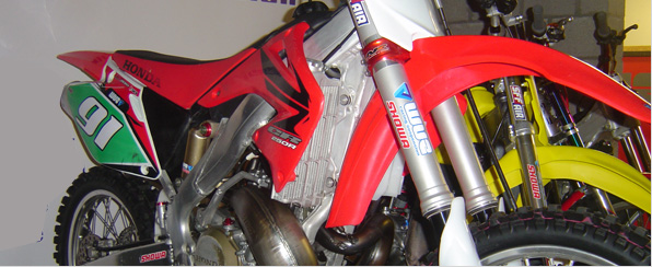 WV2 Racing Suspension BVBA – Herselt